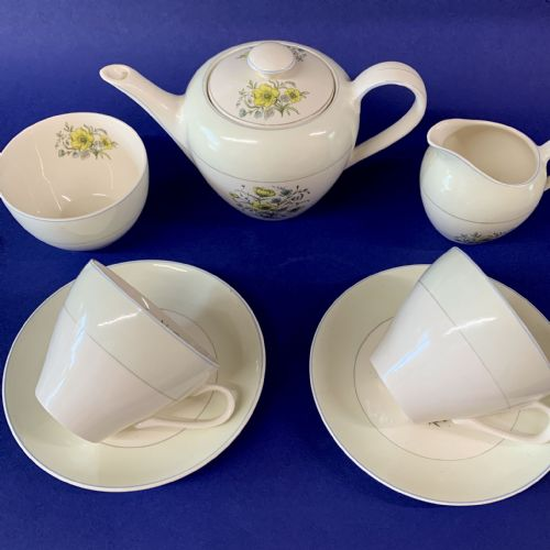 J&G Meakin | Tea for Two Set | Vintage